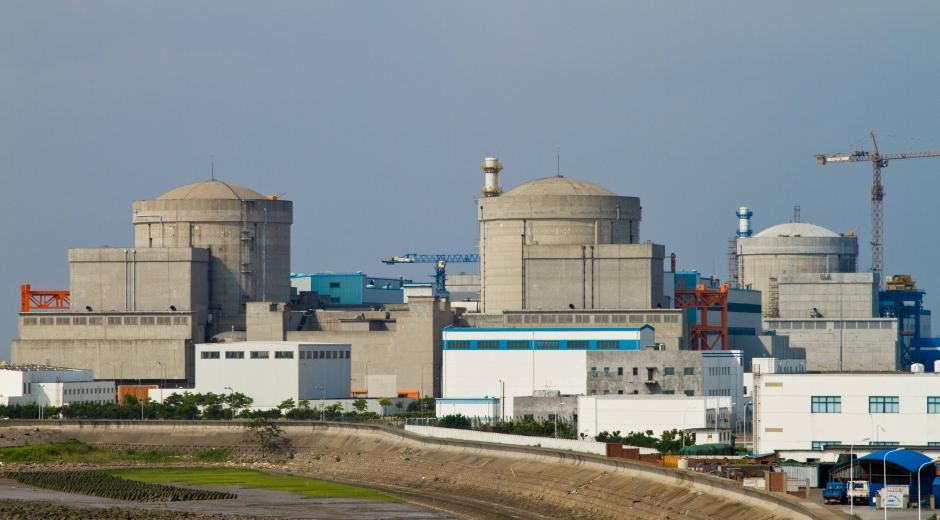 Top spot for nuclear projects