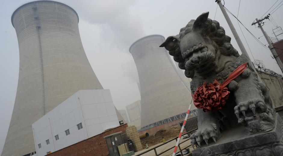 1 - China, the new energy-hungry superpower