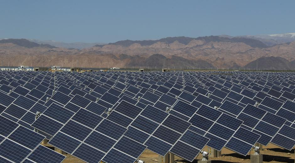 Rising to the top in solar photovoltaics