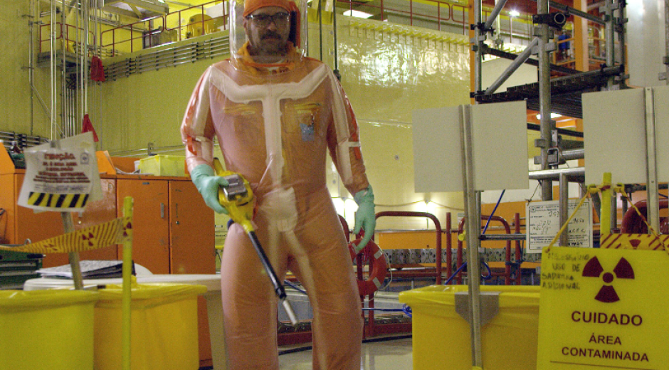 15 - Working in a Nuclear Power Plant