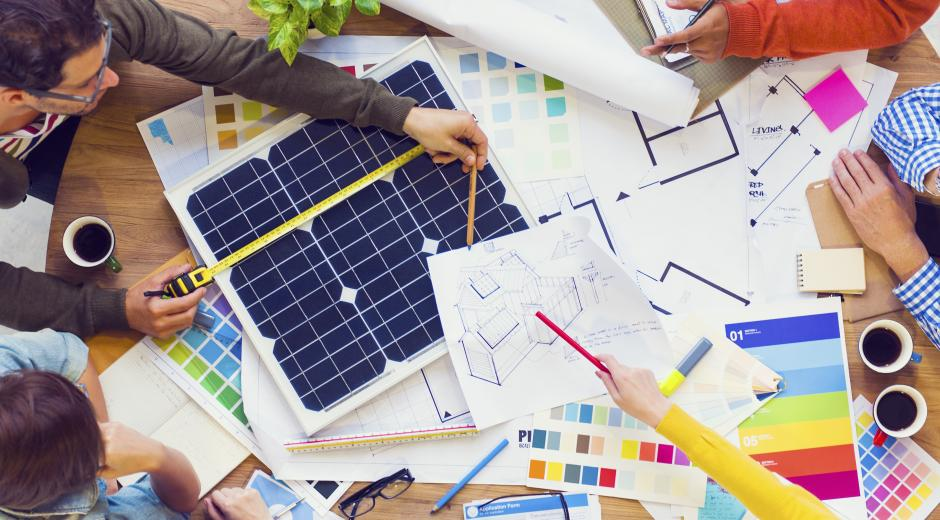 11 - Designers and Solar Panels