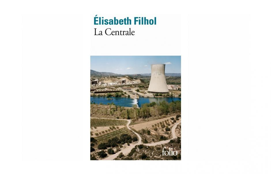 Cover of La Centrale by Elisabeth Filhol