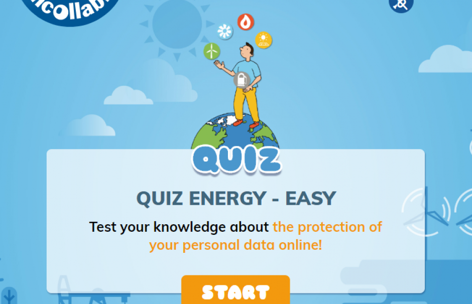 The energy quiz