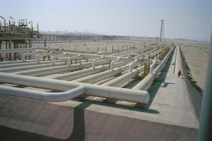 The starting point of Qatargas' pipelines