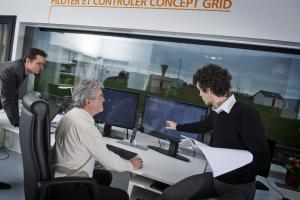 Les smart grids, le transport intelligent