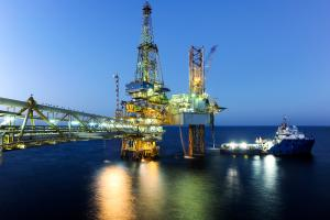 La production offshore de pétrole et de gaz
