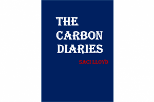 Cover of The Carbon Diaries, a novel by Saci Lloyd