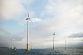 The Current Status of Ocean Energy: Offshore Wind Blowing Strong